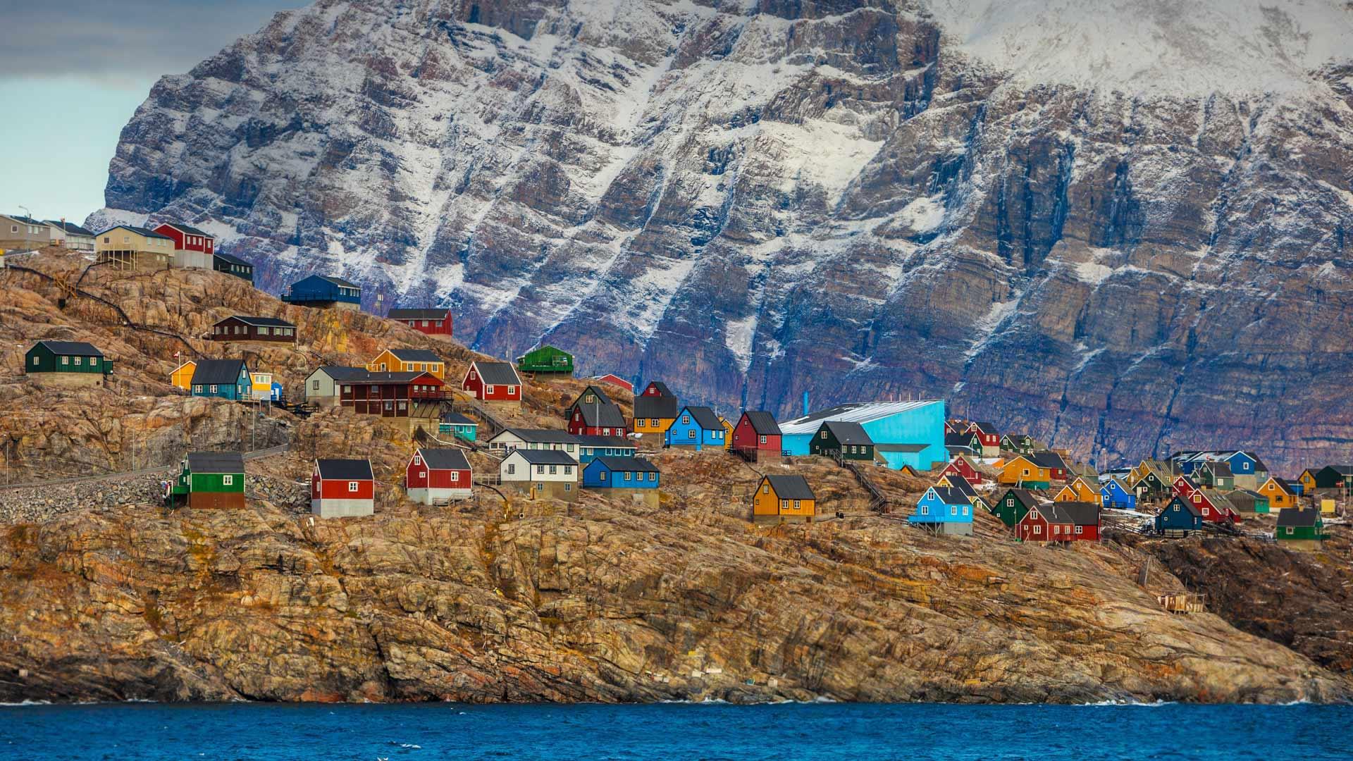 乌玛纳克,格陵兰岛